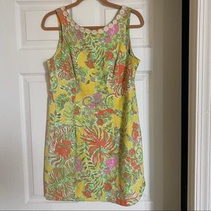 RARE Lily Pulitzer Dress special print with Target